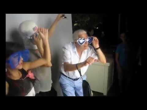 וידאו פליפ בבר המצווה של ניר