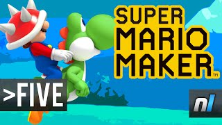 Five New Things in Super Mario Maker You Couldn't Do in Previous Mario Games