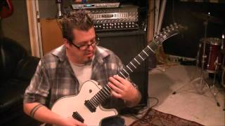 How to play Lifer by Down on guitar by Mike Gross(rockinguitarlessons.com)