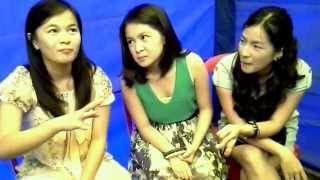 Barbie Forteza, Joyce Ching, Krystal Reyes - AnnaKareNina Set Visit Interview