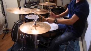Afrojack - The Spark [Drum cover]