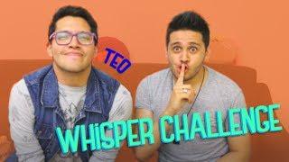 Whisper Challenge con Teo de #PepeYTeo!