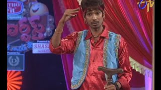 Jabardasth - జబర్దస్త్ - Dhana Dhan DhanRaj Performance On 2nd April 2015