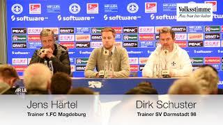 FCM nach Darmstadt-Spiel