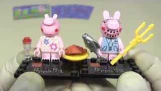 Лего свинка пеппа смотреть онлайн