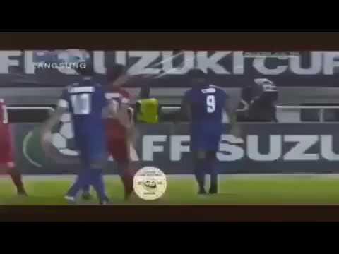 [VIDEO] Ngakak Bung Ahay Komentator Bola Keceplosan Bilang ANU Waktu Pertandingan INDONESIA 2-1 THAILAND Di Piala AFF