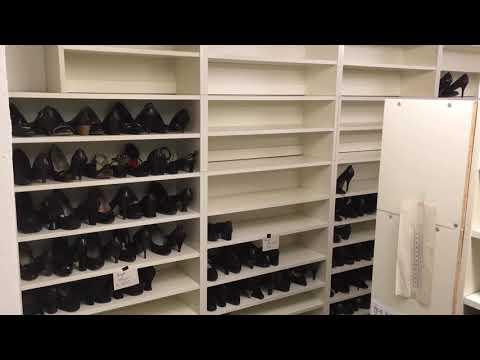 Fundstück der Woche: Der Schuhfundus