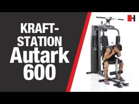 Kraftstation Autark 600 | FINNLO by HAMMER