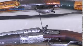 ახმეტასა და ლაგოდეხში იარაღი და საბრძოლო მასალა ამოიღეს