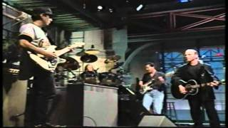 Warren Zevon - Searching for A Heart - David Letterman Show, 1991 (HD)