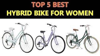 Best Hybrid Bike for Women 2020
