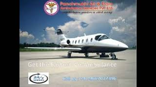 Book the Best and Low-Cost Air Ambulance in Delhi