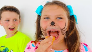 The Lunch Song | Nursery Rhyme and Children's song