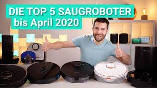 BESTER SAUGROBOTER 2020 - Die TOP 5 im TEST - Die BESTEN STAUBSAUGER ROBOTER mit VOR- & NACHTEILEN!
