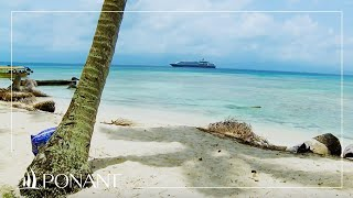 Ponant Cruises: The San Blas islands with Olivier De Kersauson