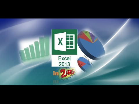 Excel 2010 Tutorial: Comprehensive Part 1 of 2 - Become a Pro in 1 ...