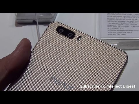 Huawei Honor 6 Plus Hands On Review With Dual Camera Demo
