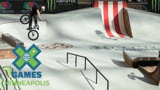 FULL BROADCAST: BMX Street Final | X Games Minneapolis 2017