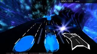 DJ Splash - Bass Is Kicking | HANDS UP Old School ♥ | Audiosurf 2 ★