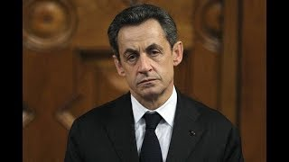 French ex-president Nicolas Sarkozy arrested - VIDEO