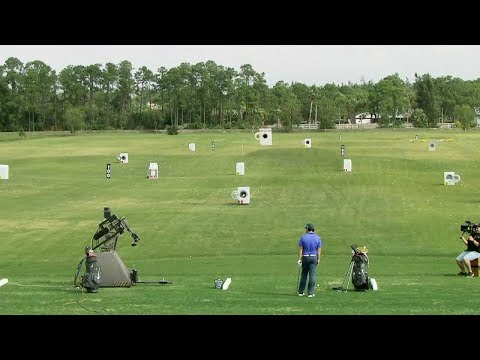 Can A Robot Beat A Human Champion At Golf?