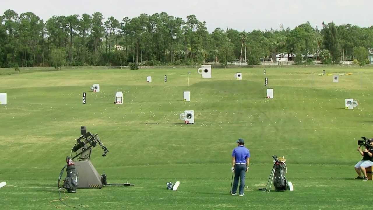 Can A Robot Beat A Human Champion At Golf?