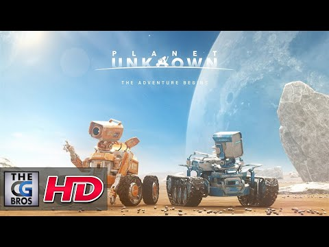 "**Award Winning** CGI 3D Animated Short  Film:  ""PLANET UNKNOWN""  – by Shawn Wang"
