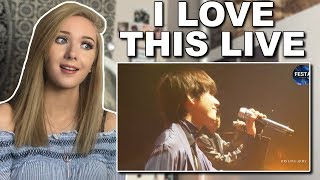 BTS Jin&Taehyung 'Even If I Die Its You' FESTA PROM 2018 Reaction // ItsGeorginaOkay