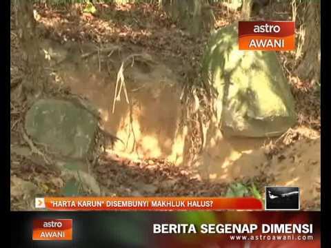 Harta karun Pulau Nangka disembunyi makhluk halus?