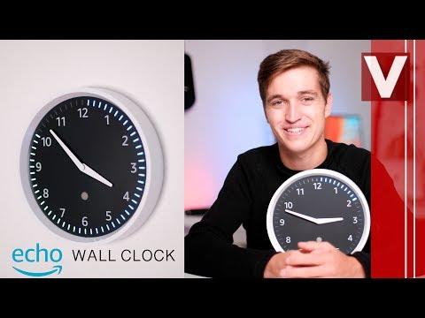 Amazon Echo Wall Clock: Review & Einrichtung. Mehr als eine Wanduhr? - Venix