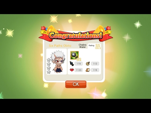 Video Trik/Cara Mendapatkan Ninja Class SS | 298 Gold/2980 Gold | Ninja Heroes Reborn
