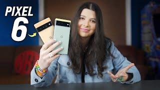 Google Pixel 6 & Google Pixel 6 Pro: 5 Things To Know!