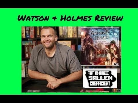 The Sallen Coefficient: Watson & Holmes