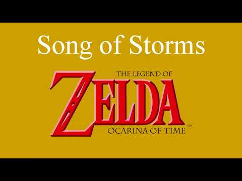 Download Song Of Time And Song Of Storms Zelda Oot Violin