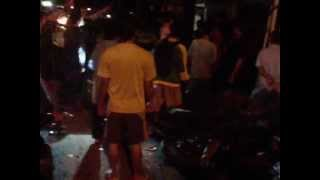 preview picture of video 'Kecelakaan Grand Livina, Di Ampera.'