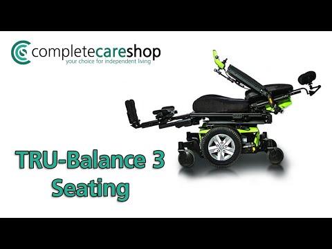 Q6 Edge 2 0 Power Wheelchair - TB3 Seating - Quantum Power