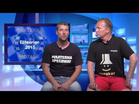 Elit Vetlanda - Piraterna 7/7 Elitserien 2015