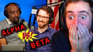 Asmongold Reacts To THE BEST DEBATE Between Destiny And Jesse Lee Peterson
