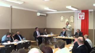 XXXII sesja Rady Gminy Chorkówka (3)