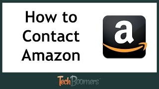 How to Contact Amazon