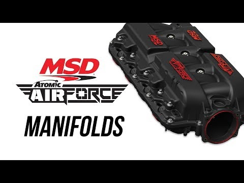 MSD Atomic AirForce Manifolds