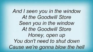 Jewel - Goodwill Store Lyrics