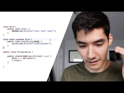 Java Polymorphism Tutorial - Polymorphism Example and Explanation