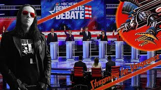 Streaming for Vengeance: Dunking on the Debate LIVE!