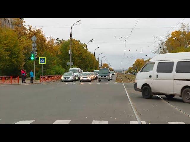 В Ангарске меняют светофоры