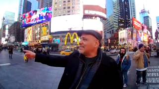 Times Square en 360 con René Franco
