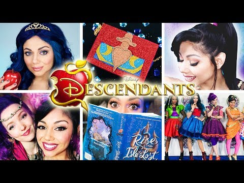 Disney Descendants Makeup & DIY Compilation! | Charisma Star
