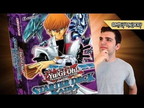 Best Yugioh Starter Deck Kaiba Reloaded Opening and Review!