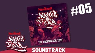 BOTY 2015 SOUNDTRACK - 05 - Esone - The Skillz