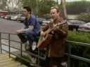 """Colin Hay on """"Scrubs"""" playing """"Overkill"""". Damn."""
